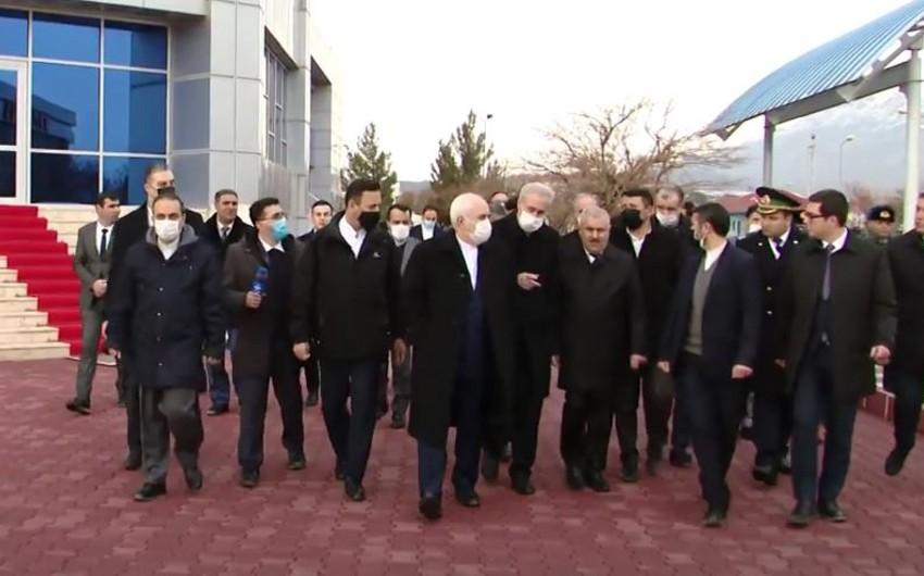 Завершился визит главы МИД Иранав Нахчыван