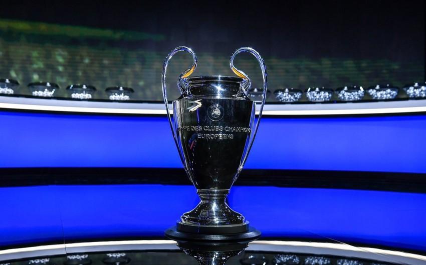 UEFA Çempionlar Liqasının finalını Türkiyəyə həvalə edir