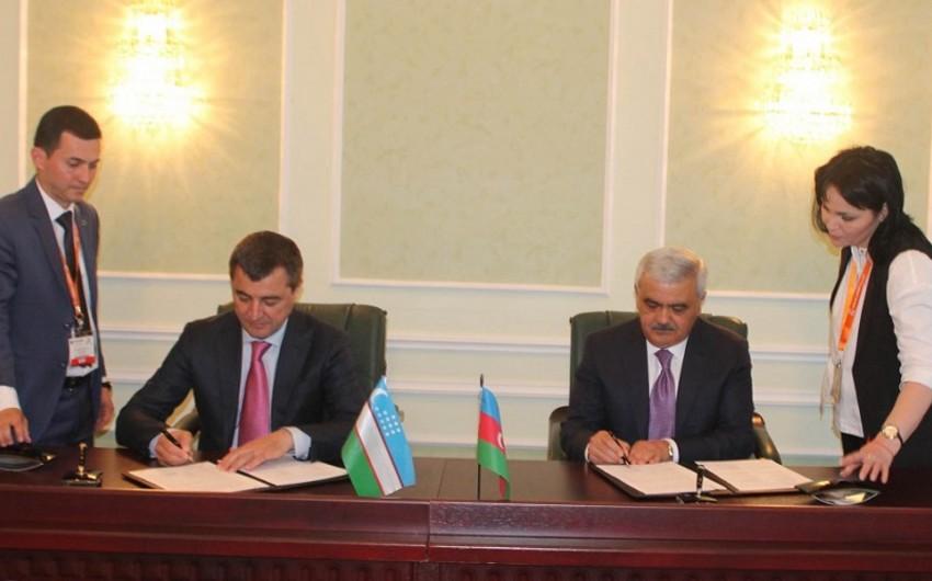SOCAR и Узбекнефтегаз подписали меморандум о совместной разработке месторождений