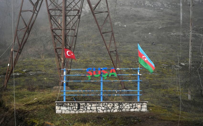 Ilham Aliyev, Erdogan, Bahcheli to lay foundation of Turkish school in Shusha