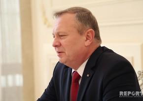 Former ambassador of Belarus to Azerbaijan dies
