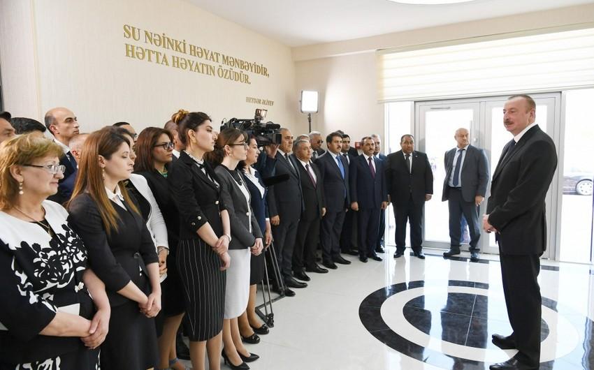 Prezident İlham Əliyev: Azərbaycan inkişaf, sabitlik, xalq-iqtidar birliyi baxımından dünya miqyasında nümunəvi ölkəyə çevrilib