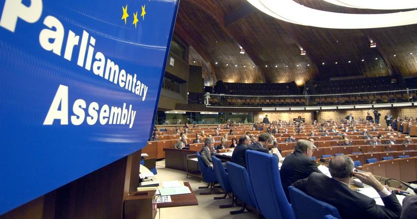 Azerbaijani delegation attending PACE winter session