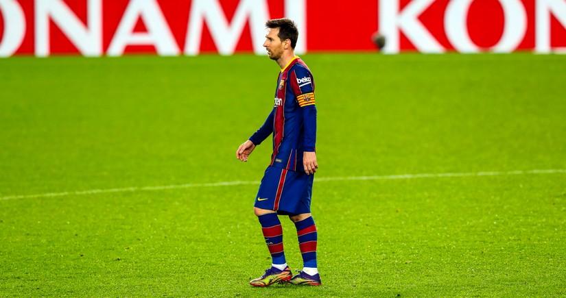 Messi fransız dilini öyrənir