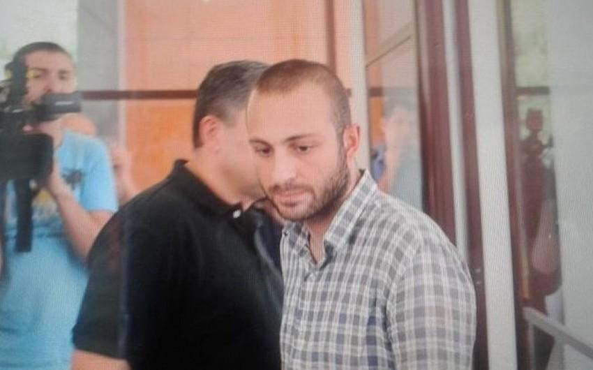 Gürcüstan prezidentinin dünən yaralanan kürəkəninin vəziyyəti sabitdir
