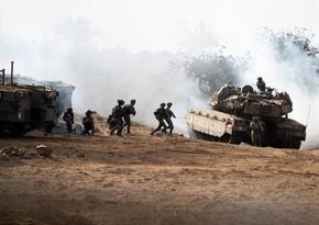Израиль обстрелял позиции ХАМАС