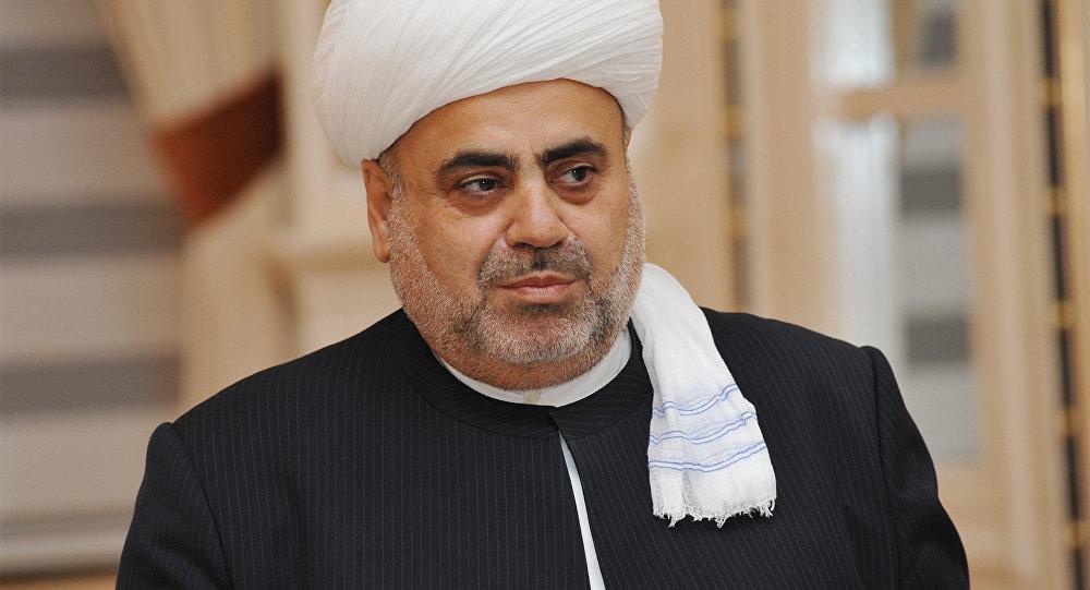 Аллахшюкюр Пашазаде: Мечеть, которую возведут в Джоджуг Марджанлы при поддержке и помощи главы государства, станет благом для нашего народа