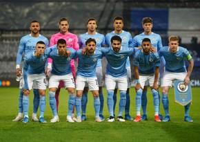 Çempionlar Liqası: Mançester Sitinin 5 futbolçusu rəmzi komandada