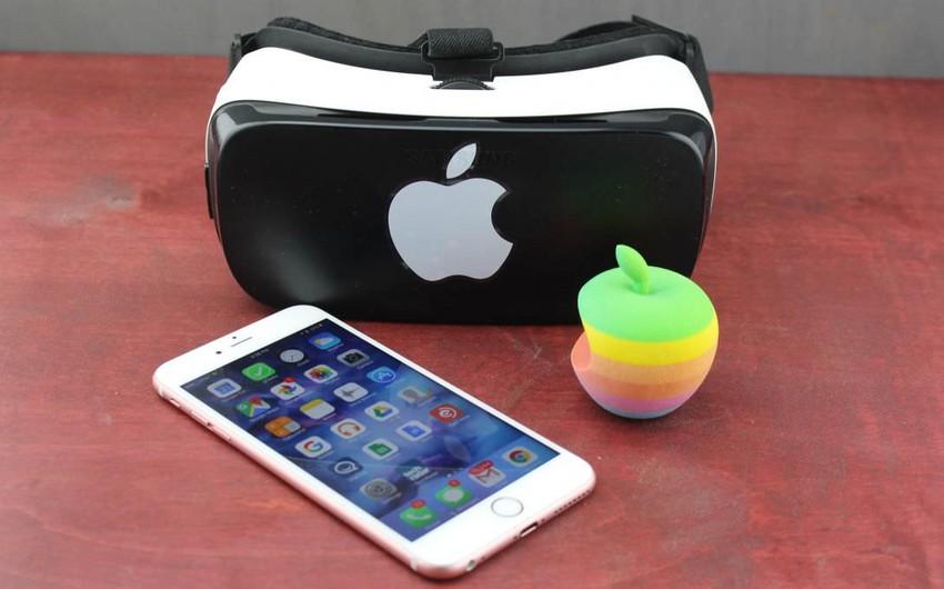 Apple developing virtual reality headset