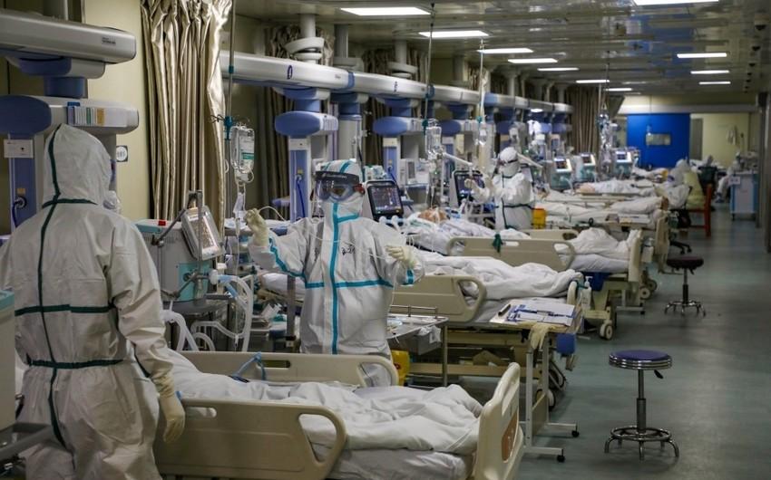 Britaniyada pandemiya qurbanlarının sayı 11 mini ötdü