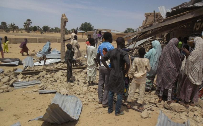 Nigeriyada terror aktı nəticəsində 44 nəfər həlak olub