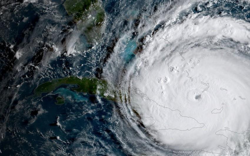 Tropik Mariya fırtınası uraqan həddinə qədər güclənib
