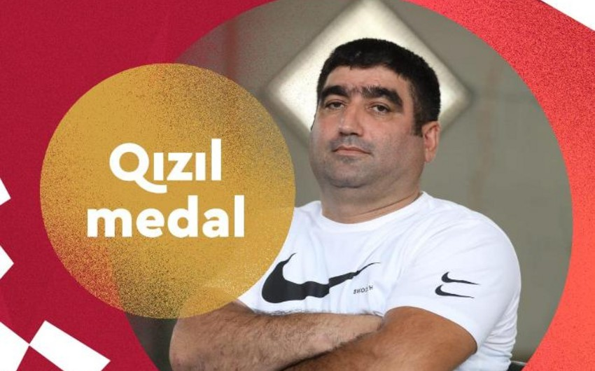 Tokio-2020: Azərbaycanın qızıl medal qazanan paralimpiyaçısı mükafatlandırılıb