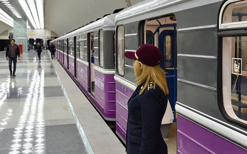 Operativ Qərargah: Metrodan istifadə minimuma endirilsin