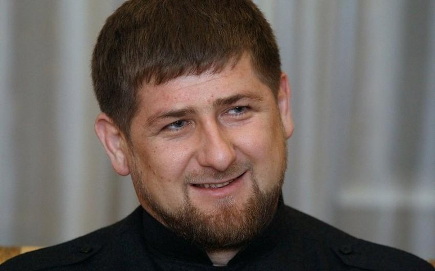 Kadırov Çeçenistan prezidentliyindən ayrılacağını açıqlayıb