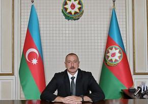 Prezident: Erməni tərəfinin yaydığı şayiələr feyk-nyusdur