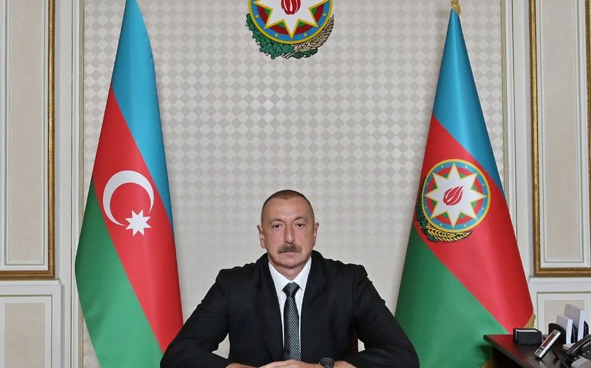 Azərbaycan Prezidenti: Hər şey plan üzrə gedir