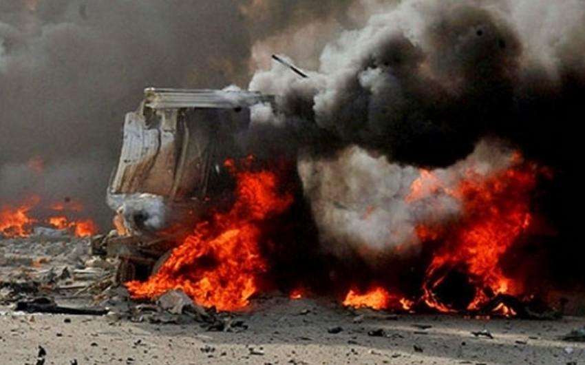 Misirdə terrorçular polis karvanına hücum edib, 18 polis ölüb