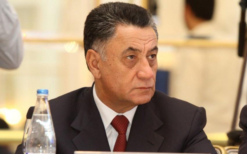 Ramil Usubov Şirvanda vətəndaş qəbulu keçirib
