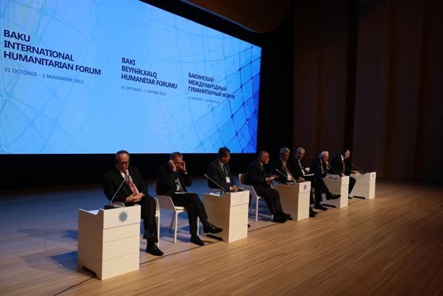 IV Baku International Humanitarian Forum to take place on October 2-3