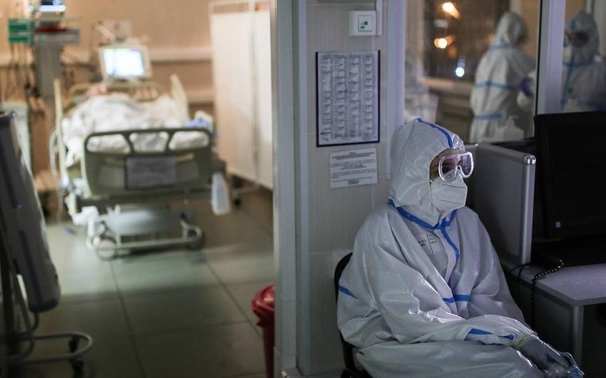 Rusiyada bir gündə 200-dən çox insan pandemiyanın qurbanı olub