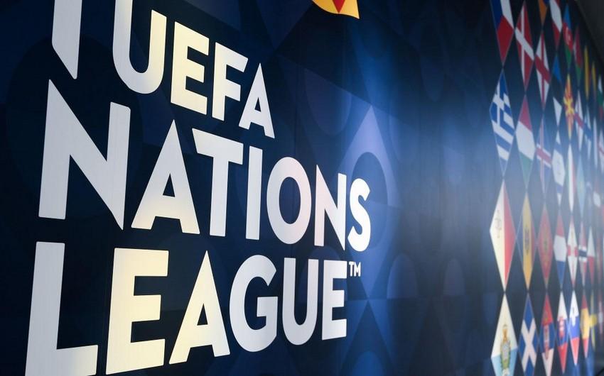 UEFA Millətlər Liqası: Portuqaliya Xorvatiyaya, Fransa İsveçə qarşı