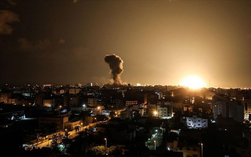 Армия Израиля нанесла авиаудары по ХАМАС
