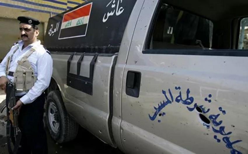 İraqda toqquşmalar zamanı 47 polis əməkdaşı xəsarət alıb