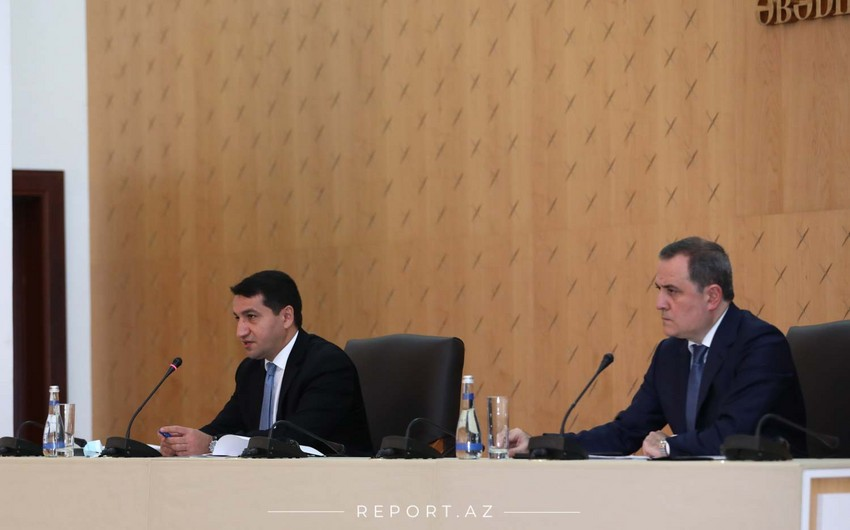 Azerbaijani government gives instructions to embassies