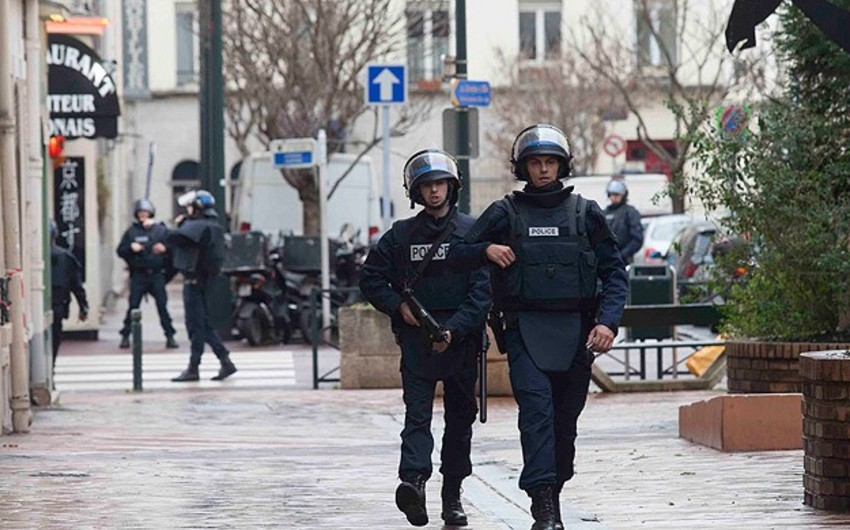 Firefight near synagogue in Paris occurred