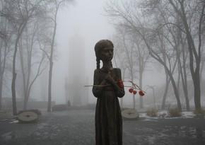 Səfir Ukrayna xalqının soyqırımı barədə məqalə yazdı