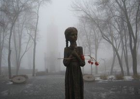 Vladyslav Kanevskyi writes article about genocide of Ukrainian people