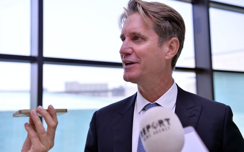 Matthew Bryza: Negotiations in Vienna and St. Petersburg really achieved certain results