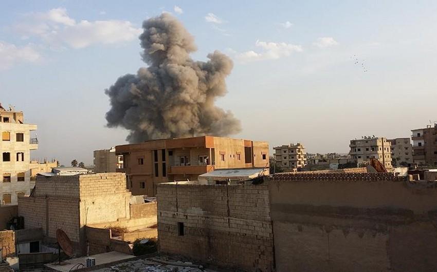 В сирийской Ракке погибли 11 мирных жителей