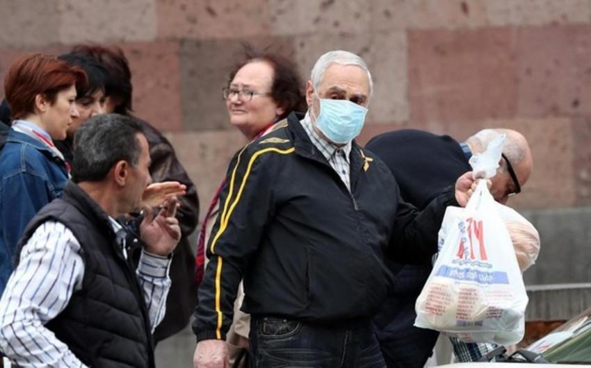 Ermənistanda koronavirusdan ölənlərin sayı 100-ə çatır