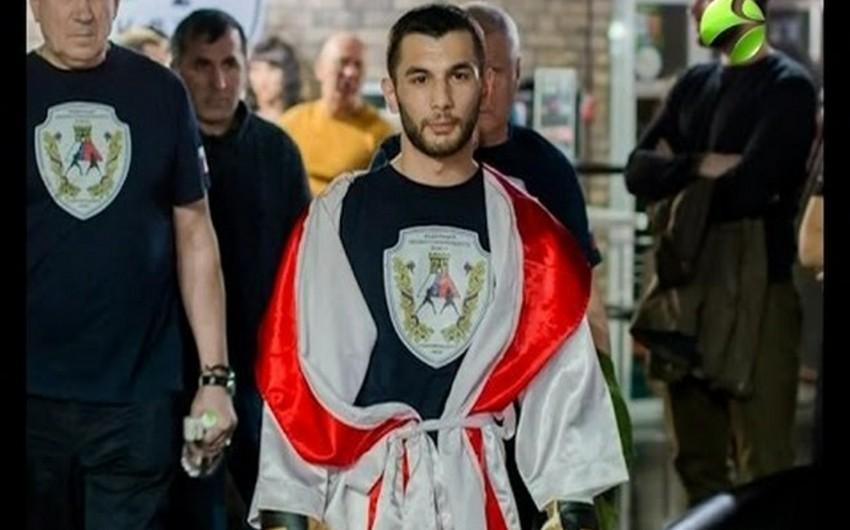 Azərbaycan əsilli Elnur Səmədov peşəkar boks üzrə Rusiya çempionu olub