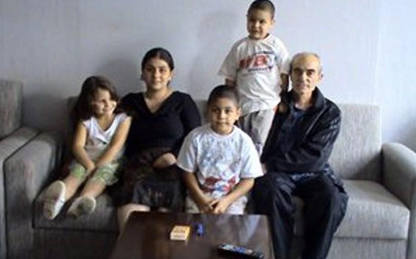 Azərbaycanın geri qaytardığı erməni ailəsinə qarşı cinayət işi qaldırılıb