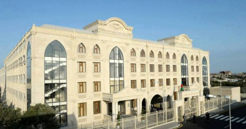 One more school shifts to distance learning in Baku