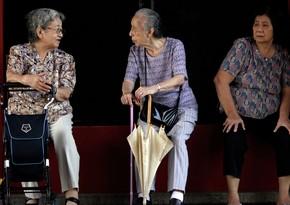 Japan's elderly population hits record high