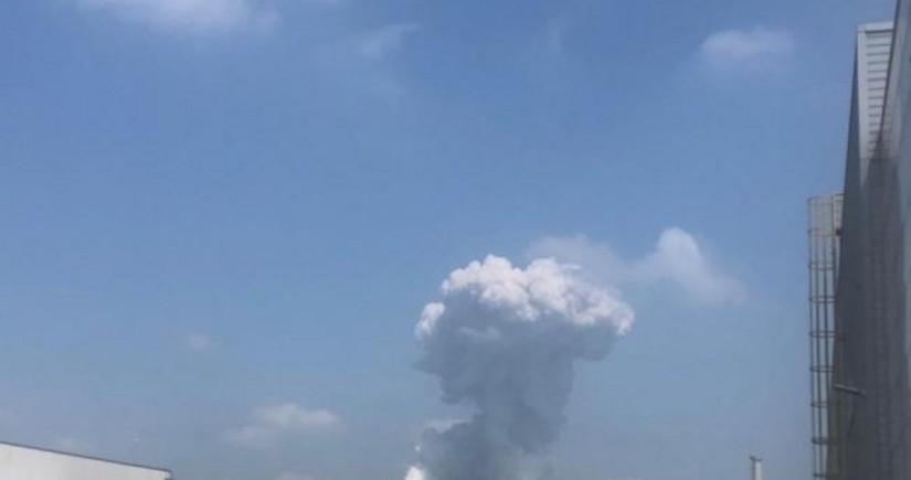 Explosion at Turkish fireworks factory: 2 killed, dozens injured