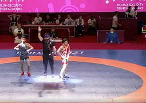 Avropa çempionatı: Sərbəst güləşçilərimizdən üç medal - YENİLƏNİB - 2
