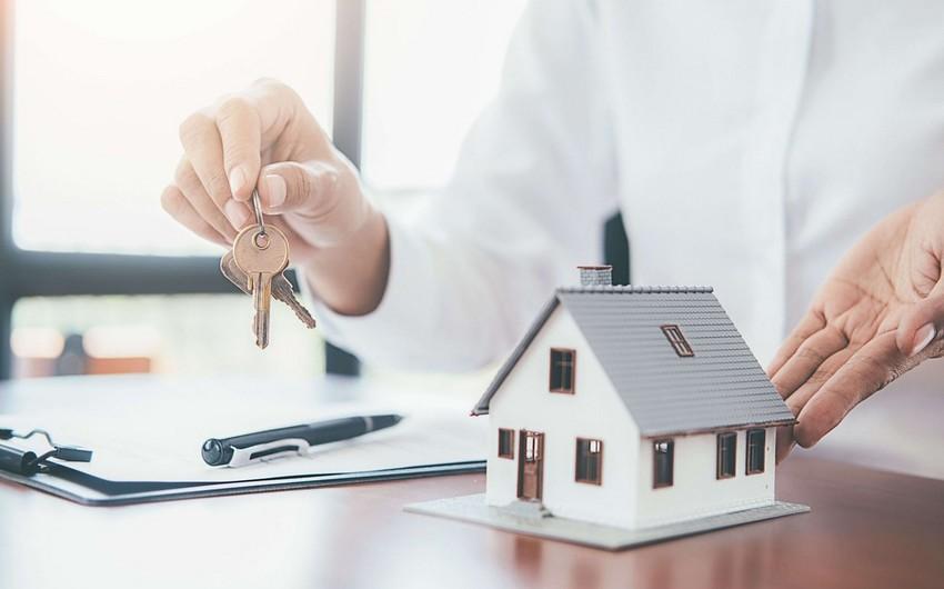 В Азербайджане выдано 382 ипотечных кредита в августе