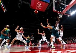 Tokio-2020: Basketbol yarışında ilk finalçı bəlli olub