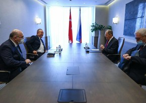 Sochi hosts meeting of Russian and Turkish Foreign Ministers
