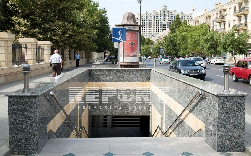В Азербайджане установлены новые правила строительства наземных и подземных переходов