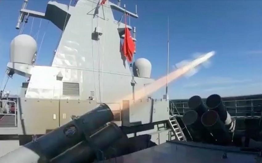 Türkiyənin bu silahının da sınağı uğurla başa çatıb