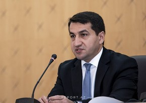 Hikmat Hajiyev: Fuzuli has become ruin due to Armenian occupation