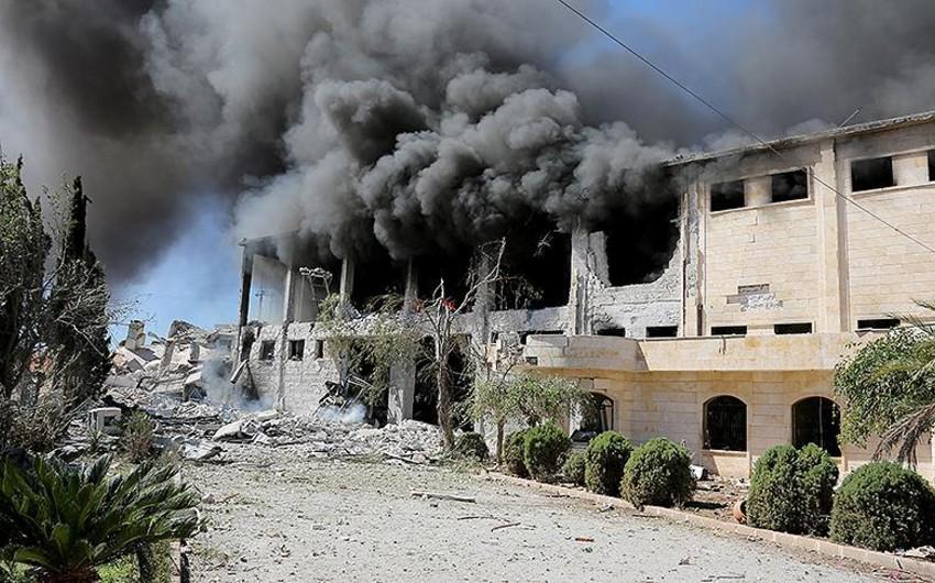 444 civilians killed in a week of bombing in Aleppo