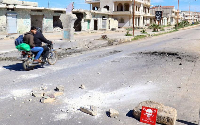 ÜST: Suriyada kimyəvi hücumun qurbanı 84 nəfər olub, 545 nəfər yaralanıb