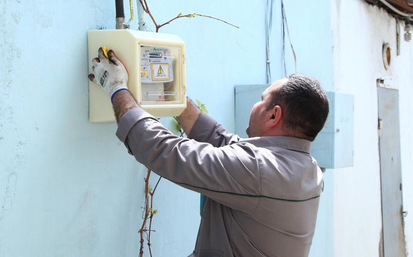 В Азербайджане данные с газовых счетчиков будут считываться дистанционно